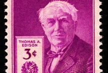 Famous Personality on The Stamps