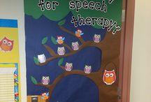 Speech - Room Decorating!
