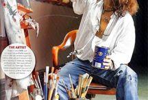 Johnny Depp / Foto storia tutto su uno dei più grandi sex symbol dei nostri tempi