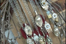 I'm a JEWELRY Junky! / I like chunky, funky, junky & eclectic pieces!  / by LaDonna Parker-Clark
