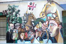 Sardegna: i murales