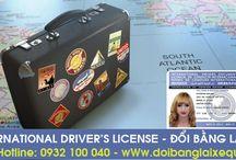 Đổi bằng lái xe quốc tế tại Đắk Lắk