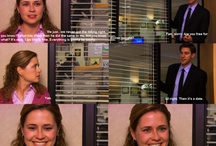 Jim & Pam... and the rest of Dunder Mifflin