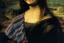 Мона Лиза Джокондо
