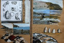 Art - Sketchbook, journal, workbook ideas
