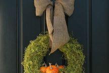HALLOWEEN: Wreaths