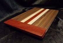 Cutting boards & trays