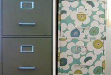 Filing Cabinet ideas