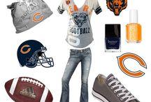 Sports  fan and gear / by M Eckert