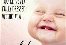 I like to smile!  / by Debbie Cruz