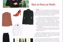Style Tips / Fashion tips from Celebrity Stylist Kellie Trumper