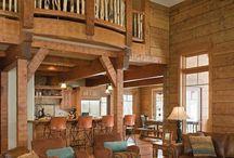 ideas for Tam / log cabin ideas / by Tori Smith