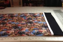 Fabric / by Nancy Harris
