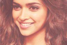 Deepika / She's my favorite actress, n my besti says I look lyk her....