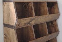 Progetti da provare / ferro e legno