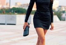 Vestidos Curtos / Vestidos encantadores para você se inspirar e se jogar com as pernas de fora!