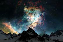 Aurora boreal y otras bellezas