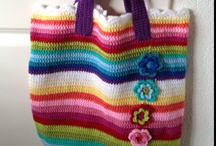 #crochet bags DIY / ❤hand made bags