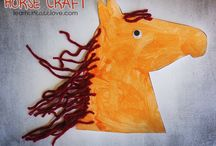 Crafts - Easy, for Kids / by Denise Calhoun