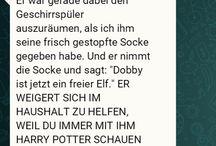 Harry Potter lebt! / er ist in der realen Welt angekommen