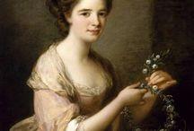 Historical Hair: 1750-1790 Georgian