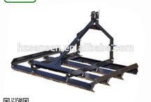 tractor equipments