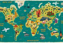 Un jour une carte