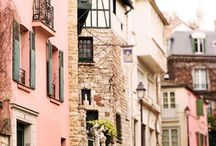 Montmartre living for one year / For one year and it will be heavenly