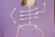 Keeping healthy crafts for kids
