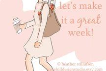 Wonderful week