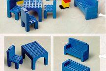 Défis Lego et Méga Blocs