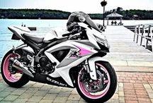 Motorcycle Striping Design