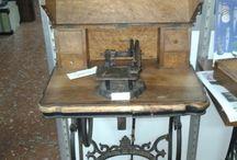 maquines de cosir antigues