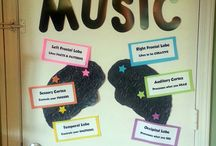 Music Bulletin Boards / Bulletin board ideas for the music classroom.