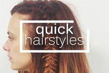Quick Hair Styles
