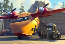 Disney's Planes: Fire & Rescue / Disney's Planes: Fire & Rescue opens in theatres July 18, 2014! / by Walt Disney Studios