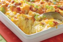 Delicious Side Dishes / It's not just about the main course...