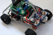 Robotics / Development / Bluetooth, Robotics, Raspberry Pi, Arduino