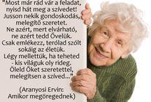 idősekről