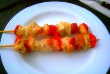 Mis recetas: platos principales (My recipes: main courses) / ¿Te interesan las recetas? Escribime a andreaension@gmail.com
