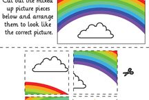 Shamrocks & Rainbows / by Kate Dempsey