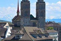 Travel to Zurich, Switzerland / Zurich Travel, Zurich, Best Things to Do in Zurich, What to Do in Zurich, Visit Zurich