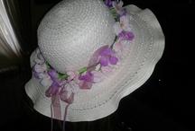 Sombreros niñas