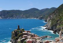 Vacation Bucketlist / Dream vacation destinations