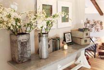 wall table decor