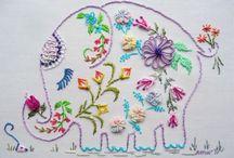 Brezilya'n embroidery