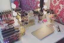 Vanity makeup ♡