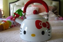 Hello Kitty / by barbie
