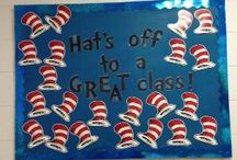 Dr Seuss Displays