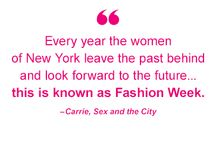 Stylish Quotes  / Fashionable words of wisdom we're loving.  / by People StyleWatch Magazine